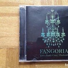 CDs de Música: CD FANGORIA. ENTRE PUNTA CANA Y MONTECARLO. VER FOTOS ADICIONALES. . Lote 191448305