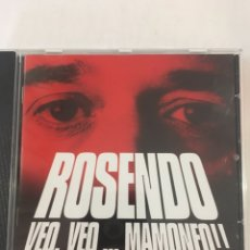 CDs de Música: ROSENDO-VEO VEO MAMONEO-2002. Lote 191452703