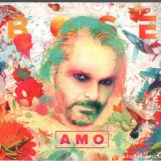 CDs de Música: MIGUEL BOSE - AMO / CD DE 2014 RF-1381 , IMPECABLE ESTADO. Lote 191454752