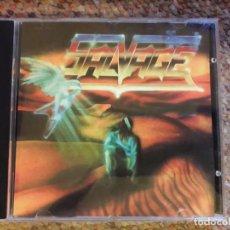 CDs de Música: SALVAGE , SIN TITULO , CD 1991 GERMANY, ESTADO IMPECABLE . Lote 191496218