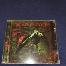CDs de Música: NIGHT IN GALES THUNDERBEAST. Lote 191497580