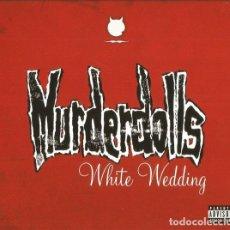 CDs de Música: MURDERDOLLS - WHITE WEDDING - CD SINGLE DIGIPACK. Lote 191500616