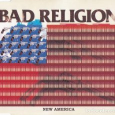 CDs de Música: BAD RELIGION - NEW AMERICA. Lote 191510497