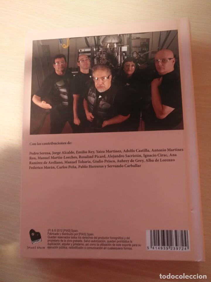 CDs de Música: LA VOZ DE LA CIENCIA/ AVIADOR DRO ¡¡AUTOGRAFIADO!! PROYECTO ACTS DISCO LIBRO 2012 - Foto 4 - 191524611