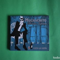 CDs de Música: MUCHACHITO BOMBO INFIERNO. Lote 191533361