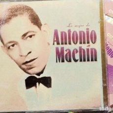 CDs de Música: 2CD ANTONIO MACHÍN - LO MEJOR DE , ESPAÑA 2010, EMI – 50999 9 08622 2 9 (NM_NM). Lote 191594601