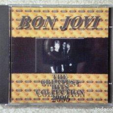 CDs de Música: BON JOVI.THE GREATEST HITS COLLECTION 2000..DOBLE CD..NO OFICIAL. Lote 191598527