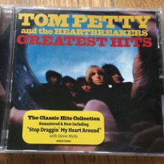 CDs de Música: TOM PETTY AND THE HEARTBREAKERS GREATEST HITS CD. Lote 191604352