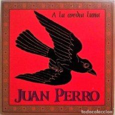 CDs de Música: JUAN PERRO - A LA MEDIA LUNA. Lote 191614265