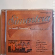 CDs de Música: SIMENTERA. TR'ADICTIONAL ( CRIAÇÃO DE MÁRIO LÚCIO). Lote 191629188