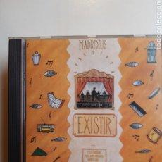 CDs de Música: MADREDEUS. EXISTIR. Lote 191630365