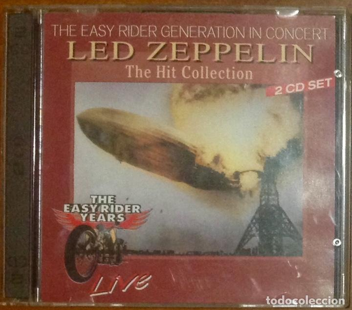 LED ZEPPELIN - THE HIT COLLECTION (Música - CD's Heavy Metal)