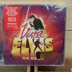 CDs de Música: VIVA ELVIS THE ALBUM. CD PRECINTADO. Lote 191632175