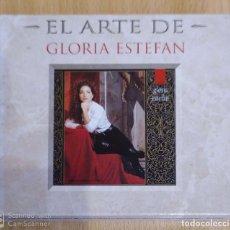 CDs de Música: GLORIA ESTEFAN (EXITOS DE GLORIA ESTEFAN) CD 1990 SERIE EL ARTE DE. Lote 191638011