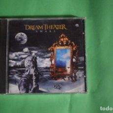 CDs de Música: DREAM THEATER-AWAKE. Lote 191640855
