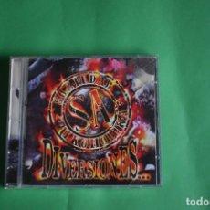 CDs de Música: SOCIEDAD ALKOHOLIKA-DIVERSIONES. Lote 191641933