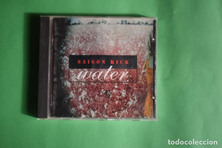 SAIGON KICK-WATER (Música - CD's Heavy Metal)