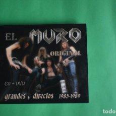 CDs de Música: MURO-GRANDES Y DIRECTOS. Lote 191645518