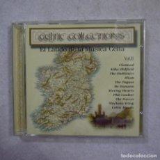 CDs de Música: CELTIC COLLECTIONS. EL LATIDO DE LA MÚSICA CELTA VOL. II - CD 1997. Lote 191650555