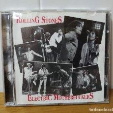 CD de Música: THE ROLLING STONES. PRECIOSO CD TITULADO: ELECTRIC MOTHERFUCKERS. Lote 191662640
