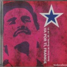 CDs de Musique: VA POR TI, FRANKIE - CONCIERTO HOMENAJE A FRANKIE RUIZ (VARIOS) (CD, MULTI TRACK RECORDS 2003). Lote 191671420