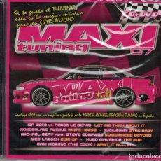 CD de Música: MAXI TUNING 07 - VARIOS (CD + DVD, VALE MUSIC 2007, PRECINTADO). Lote 191677982