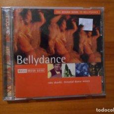 CDs de Música: CD THE ROUGHDANCE TO BELLYDANCE (EU). Lote 191679800