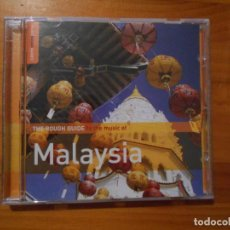 CDs de Música: CD MALAYSIA - THE ROUGH GUIDE TO THE MUSIC (FQ). Lote 191686856