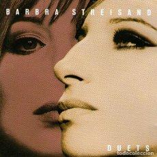 CDs de Música: BARBRA STREISAND - DUETS - CD ALBUM - 19 TRACKS - SONY MUSIC / COLUMBIA - AÑO 2002. Lote 191689432