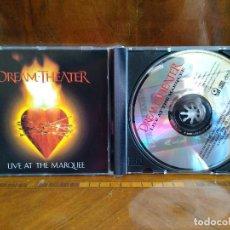 CDs de Música: DREAM THEATER LIVE AT THE MARQUEE 1993 CD PROGRESSIVE METAL USA. Lote 191690485