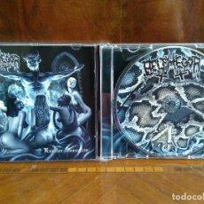 CDs de Música: BELPHEGOR - LUCIFER INCESTUS 2003 CD BLACK METAL, DEATH METAL AUSTRIA. Lote 191693057