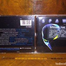 CDs de Música: SPAWN - THE ALBUM 1997 CD VARIOS BREAKBEAT, SOUNDTRACK, TECHNO, DRUM N BASS, NU METAL. Lote 191695747