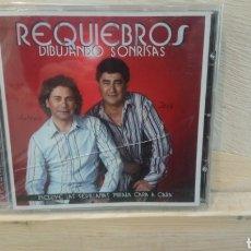 CDs de Música: REQUIEBROS - DIBUJANDO SONRISAS. CD. Lote 191704022