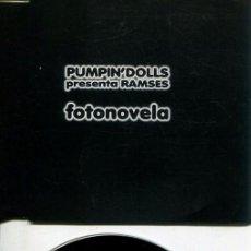 CDs de Musique: PUMPIN' DOLLS (PRESENTA RAMSES) 5 VERSIONE (CD MAXI BLANCO Y NEGRO 1999). Lote 191717472