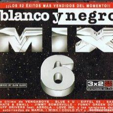 CDs de Música: BLANCO Y NEGRO MIX 6 ( 3 CD´S). Lote 191719705