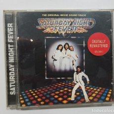 CDs de Música: CD SATURDAY NIGHT FEVER (THE ORIGINAL MOVIE SOUNDTRACK) 1995. Lote 191727865