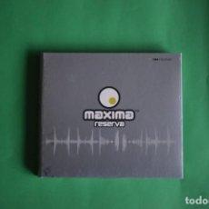 CDs de Música: MAXIMA RESERVA. Lote 191730027