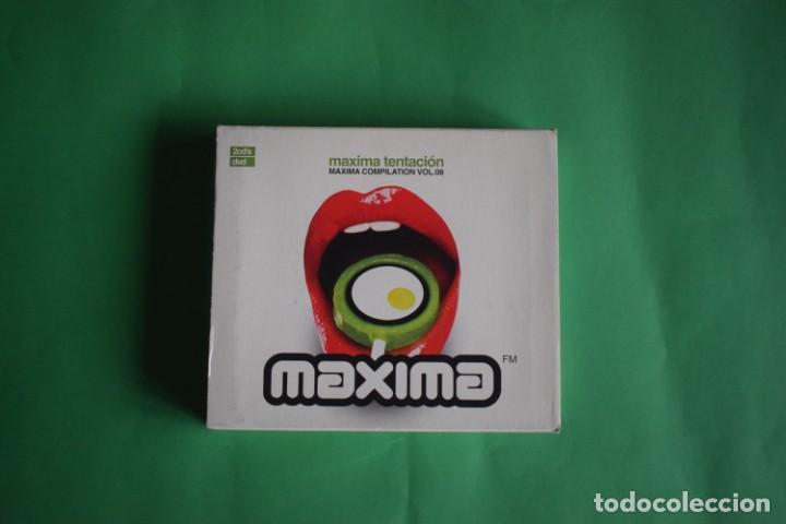 MAXIMA TENTACION (Música - CD's Techno)