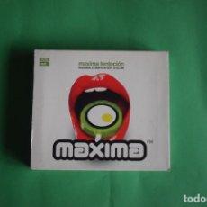 CDs de Música: MAXIMA TENTACION. Lote 191730198