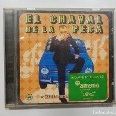 CDs de Música: CD EL CHAVAL DE LA PECA - ARTISTA INTERNACIONAL. Lote 191730566