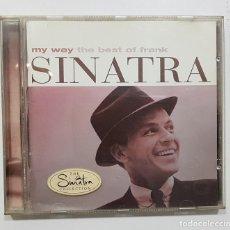 CDs de Música: FRANK SINATRA - MY WAY THE BEST OF FRANK SINATRA CD 24 TEMAS. Lote 191733335