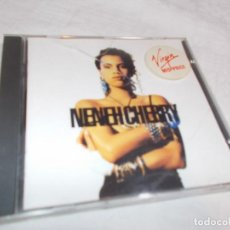 CDs de Música: NENEH CHERRY RAW LIKE SUSHI. Lote 191736700