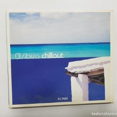 CDs de Música: CD IBIZA CHILLOUT. Lote 191738791
