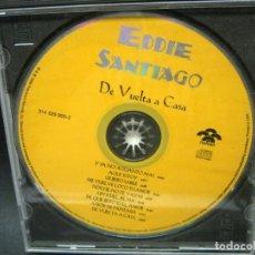 CDs de Música: EDDIE SANTIAGO - DE VUELTA A CASA (1996) CD. Lote 191742310