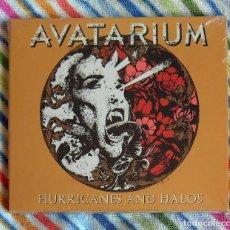 CDs de Música: AVATARIUM - HURRICANES AND HALOS CD DIGIPAK NUEVO Y PRECINTADO - DOOM METAL. Lote 191749532