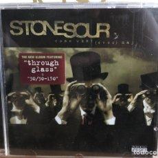 CDs de Música: STONE SOUR - COME WHAT(EVER) MAY (CD, ALBUM) (ROADRUNNER RECORDS) RR 8073-2 EXCELENTE ESTADO!!!. Lote 191767217