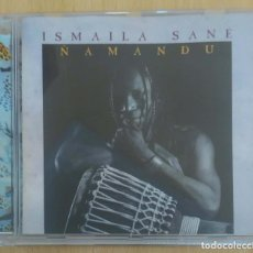 CDs de Música: ISMAILA SANE (ÑAMANDU) CD 1999. Lote 191787821
