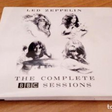 CDs de Música: LED ZEPPELIN - THE COMPLETE BBC SESSIONS - 3 CDS DIGIPACK *IMPECABLE*. Lote 133124506