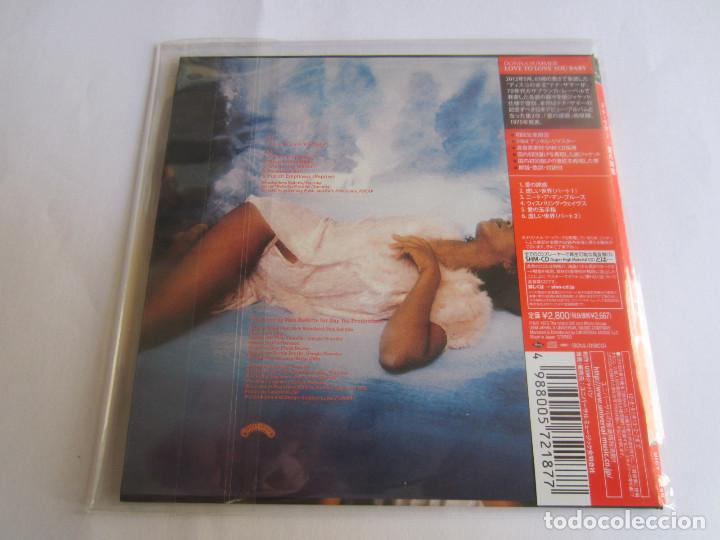 CDs de Música: DONNA SUMMER - LOVE TO LOVE YOU BABY 1975/2012 JAPAN MINI LP SHM CD UICY-75296 - Foto 2 - 191797567