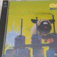 CDs de Música: ORB – LIVE 93 2CD,S. Lote 191799342